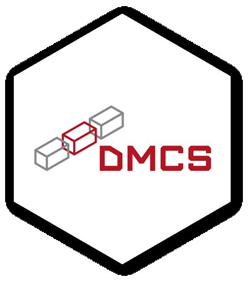 DMCS logo losange