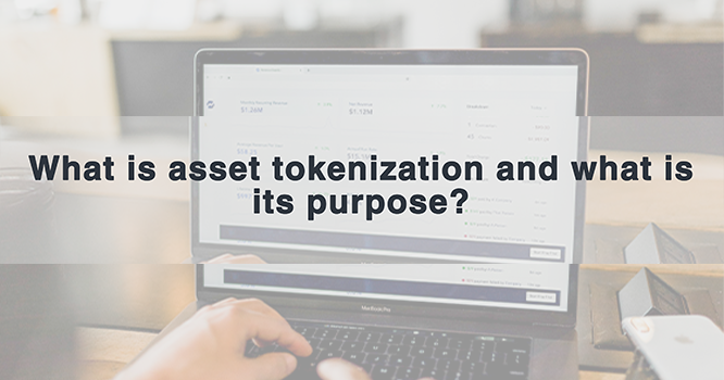 what is assets tokenization